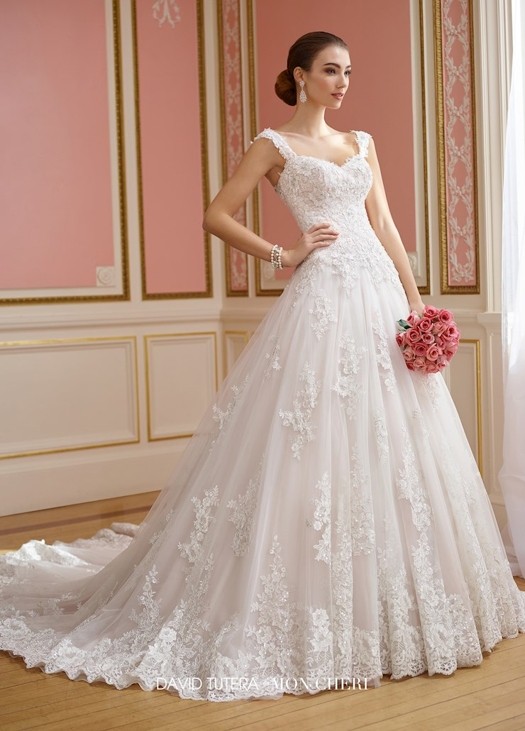 David Tutera for Mon Cheri 217210