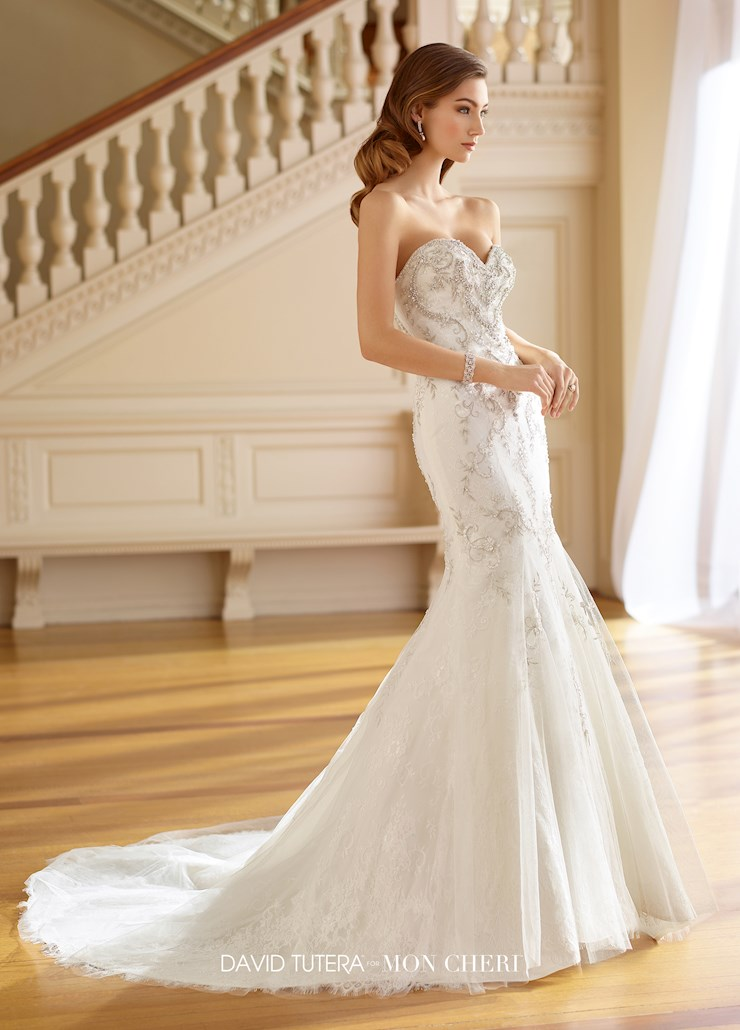 David Tutera for Mon Cheri 217211