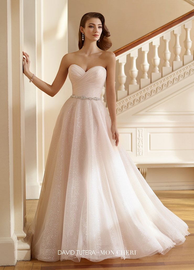 David Tutera for Mon Cheri 217212