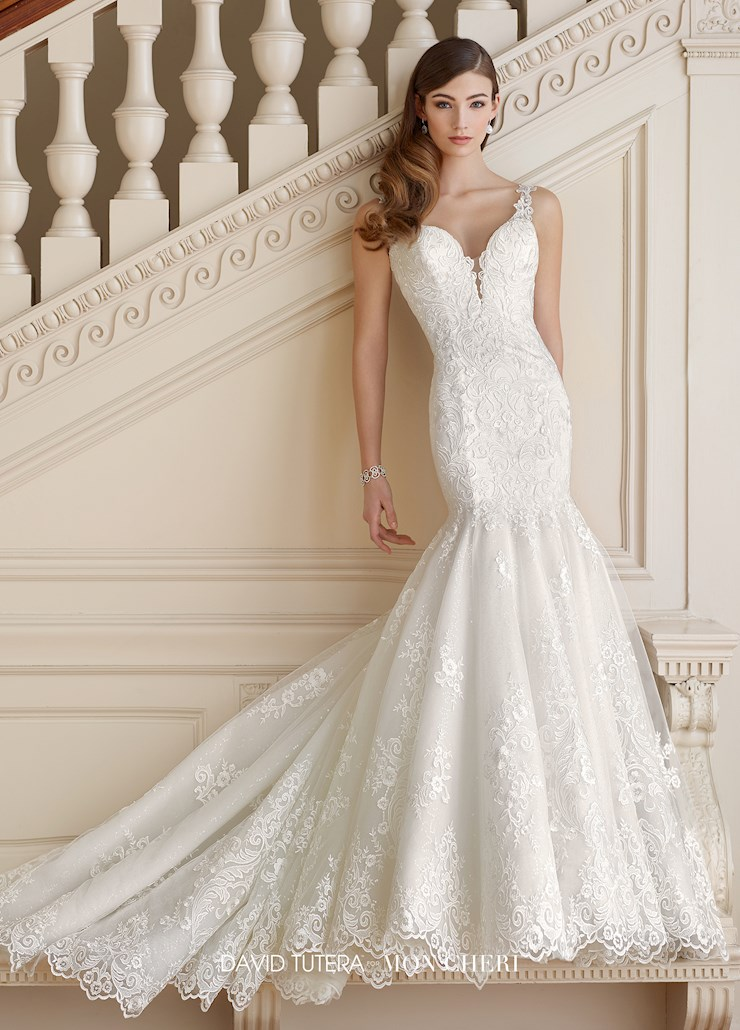 David Tutera for Mon Cheri 217213
