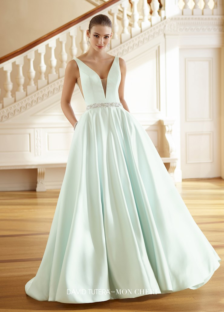 David Tutera for Mon Cheri 217215
