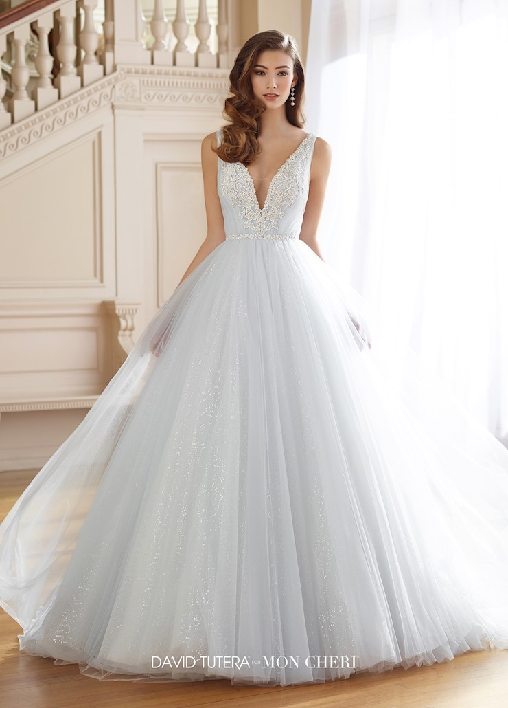 David Tutera for Mon Cheri Style #217217