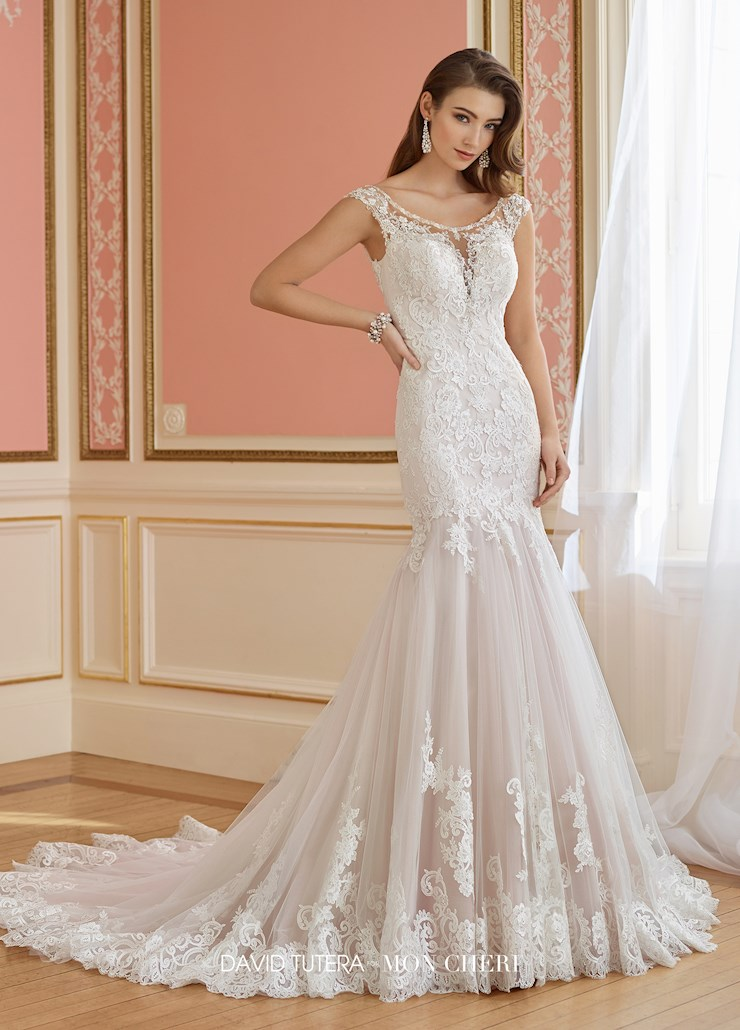 David Tutera for Mon Cheri Style #217218