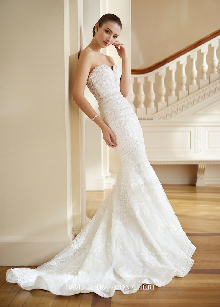 David Tutera for Mon Cheri Style #217220