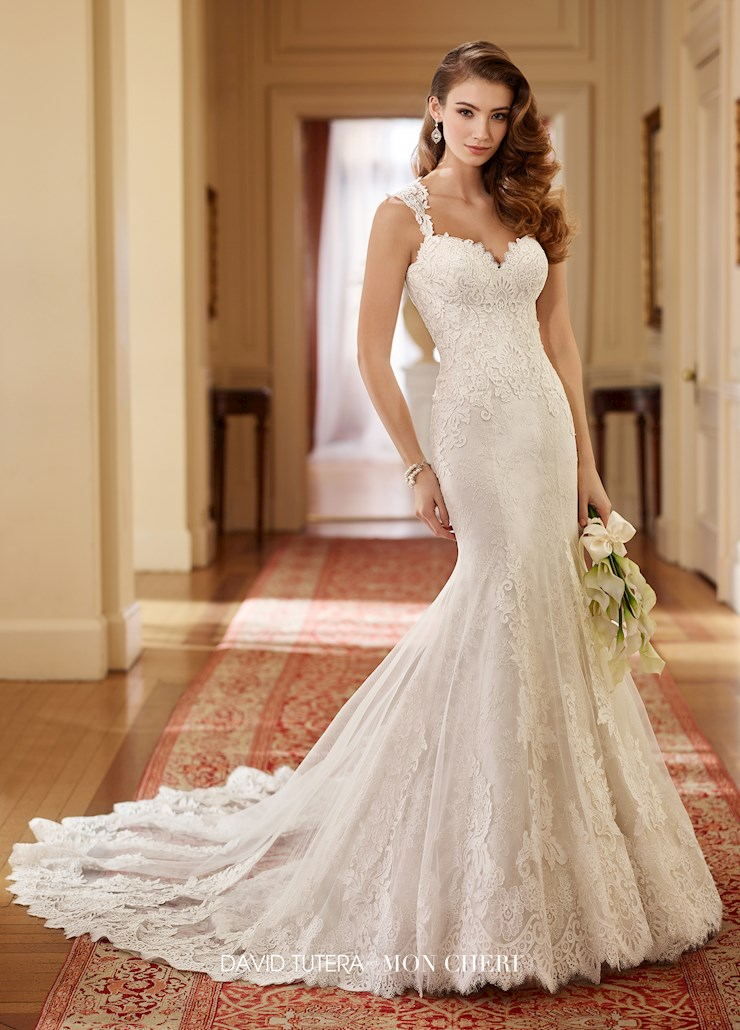 David Tutera for Mon Cheri Style #217221