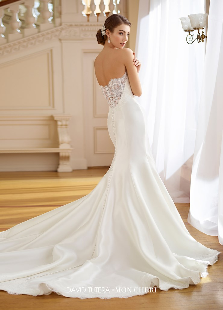 David Tutera for Mon Cheri Style #217222