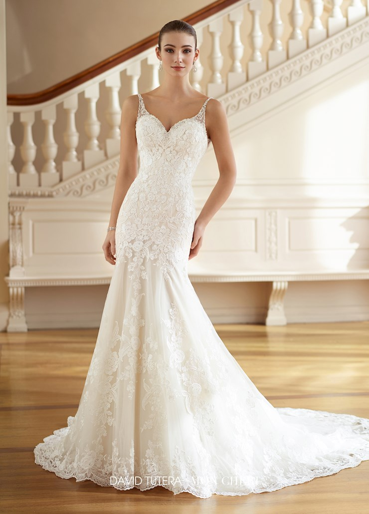 David Tutera for Mon Cheri Style #217223