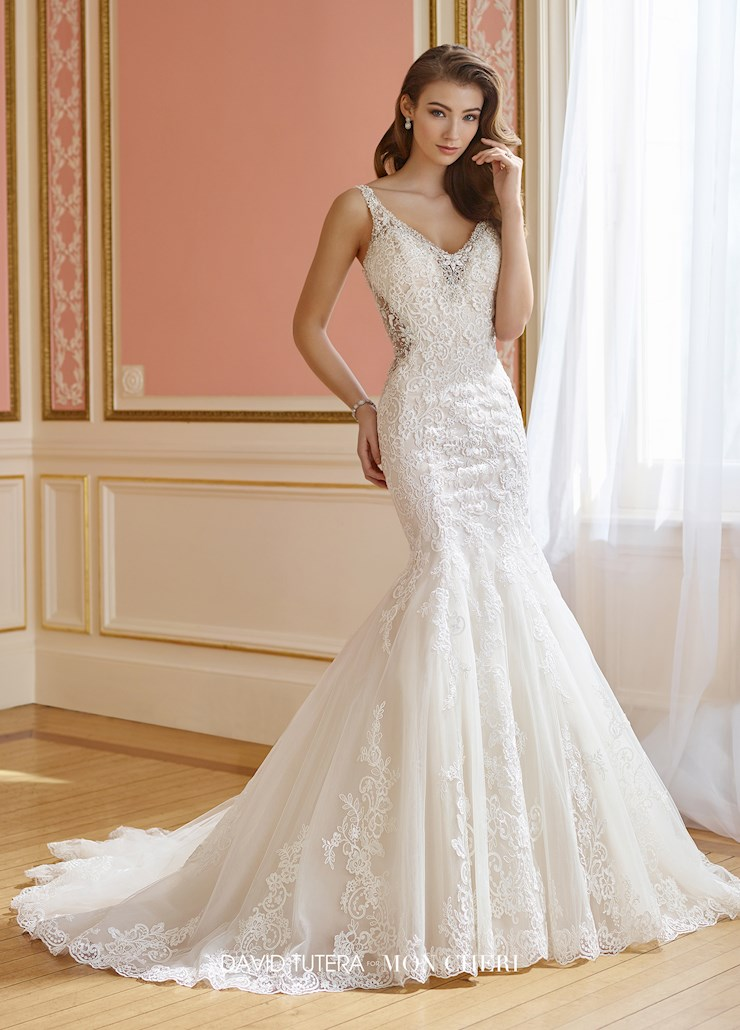 David Tutera for Mon Cheri Style #217224