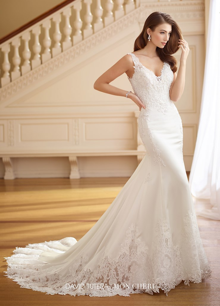 David Tutera for Mon Cheri Style #217225