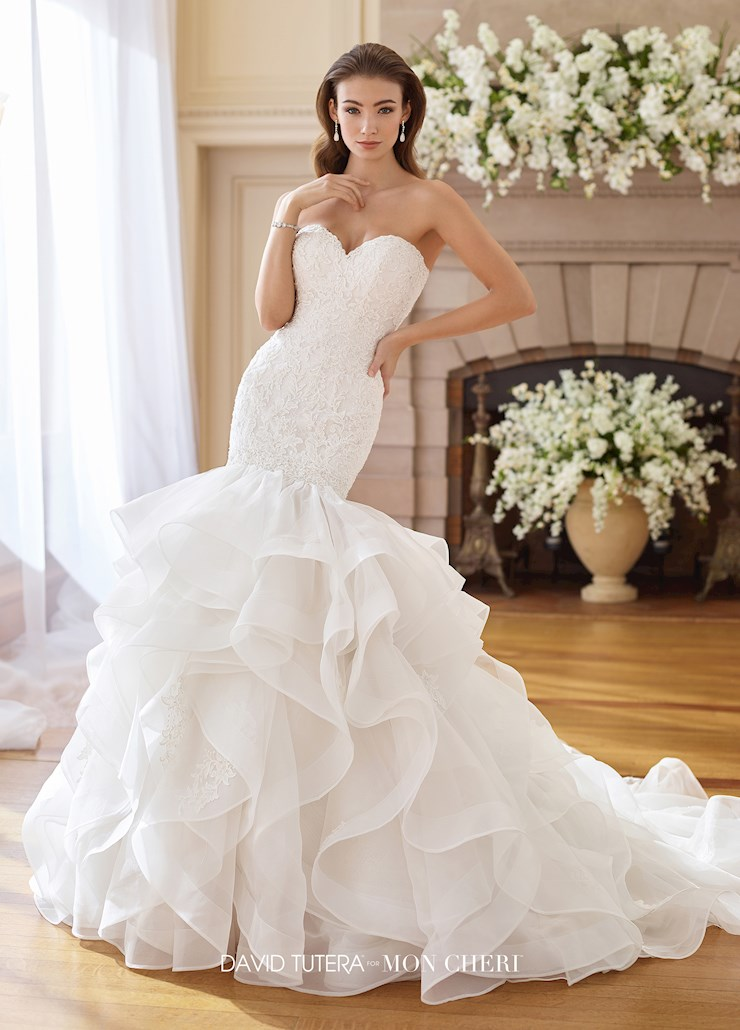 David Tutera for Mon Cheri Style #217227