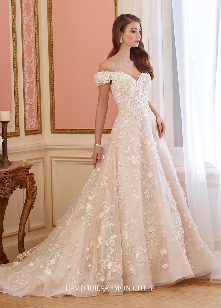David Tutera for Mon Cheri 217230