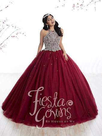 Fiesta Gowns Style #56316