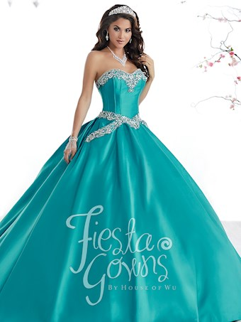 Fiesta Gowns Style #56322