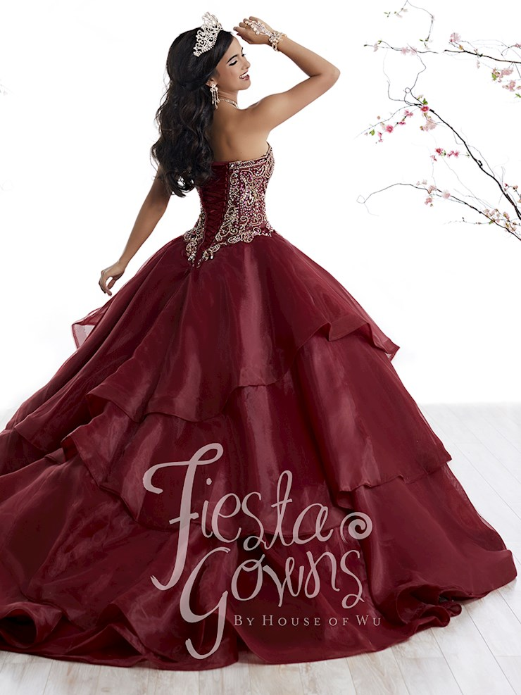 Fiesta Gowns 56323