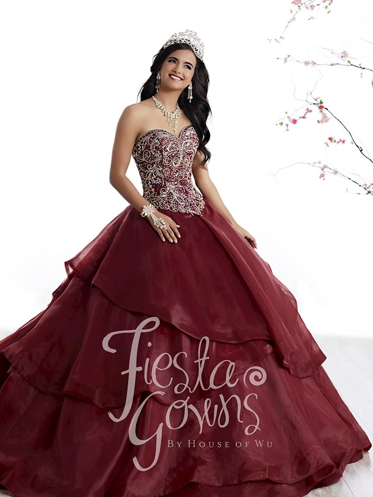 Fiesta by House of Wu Style #56323 Image