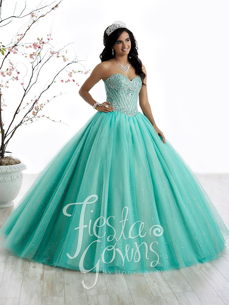 Fiesta by House of Wu Style #56325 Image