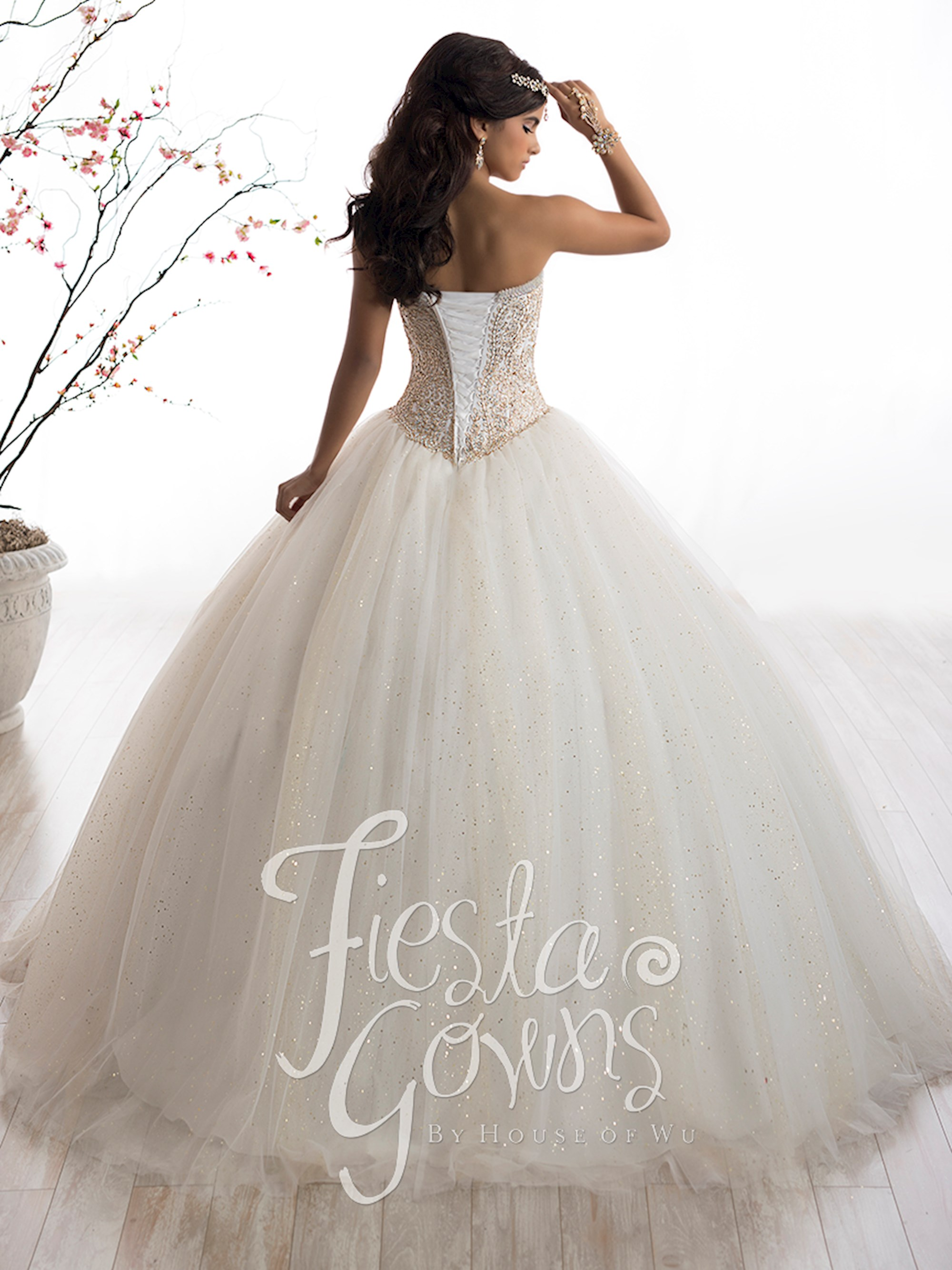 Fiesta Gowns - 56328 | Synchronicity Boutique