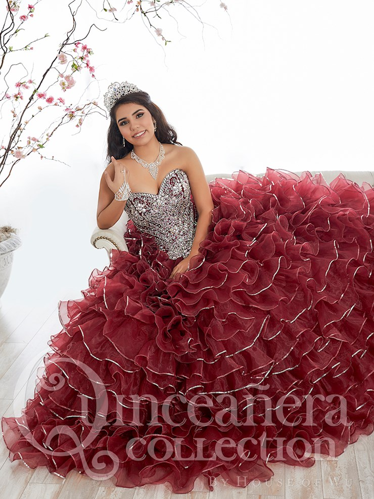 Quinceanera Collection 26845