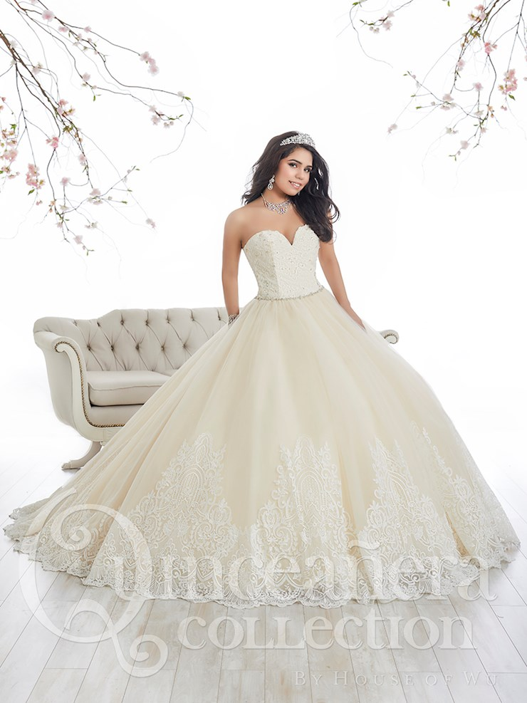 Quinceanera Collection 26852