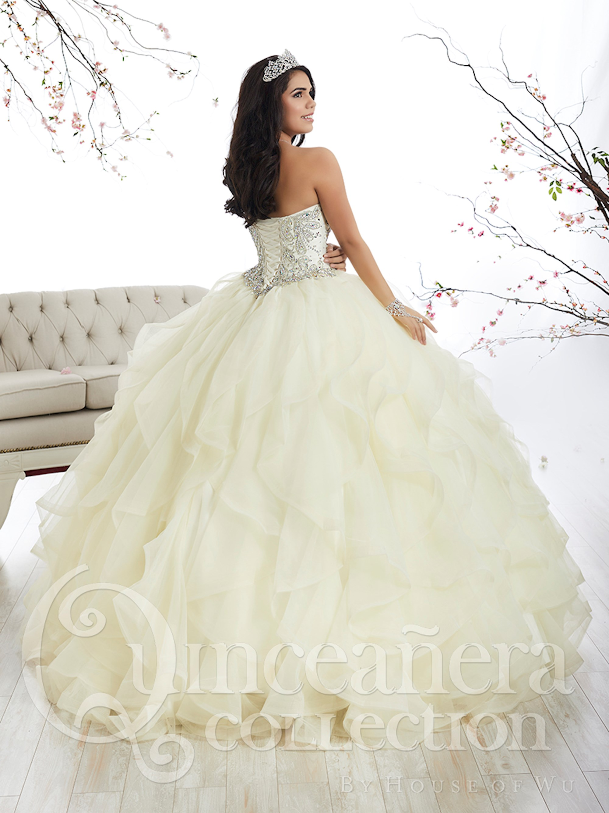 d2498ec131 Quinceanera Collection (HoW). Spring 2018. Style    26870