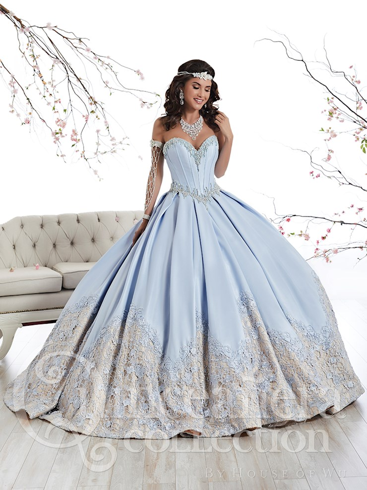 Quinceanera Collection (HoW) Style #26874
