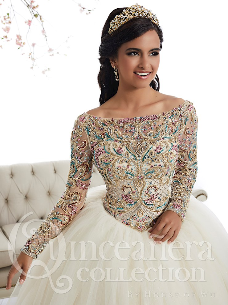 Quinceanera Collection 26875