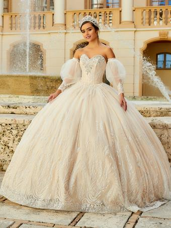 Quinceanera Collection by House of Wu Style No. 26981B