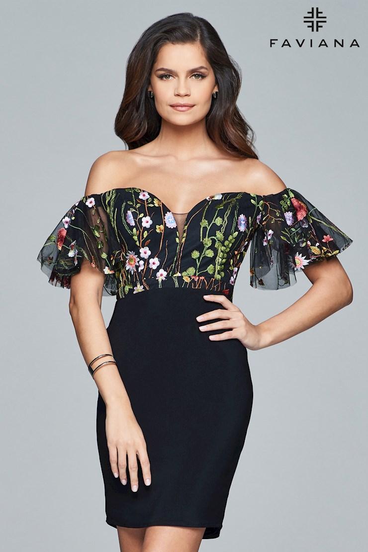 Faviana Prom Dresses S8081