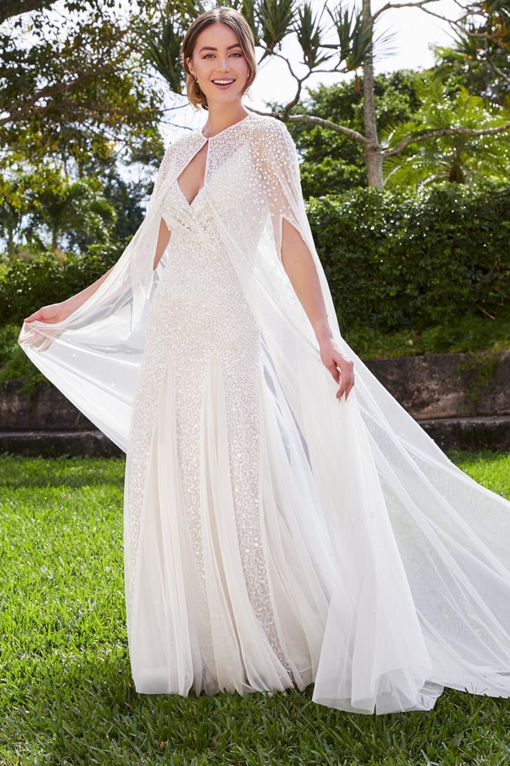 Adrianna Papell Platinum Style #40305 Image