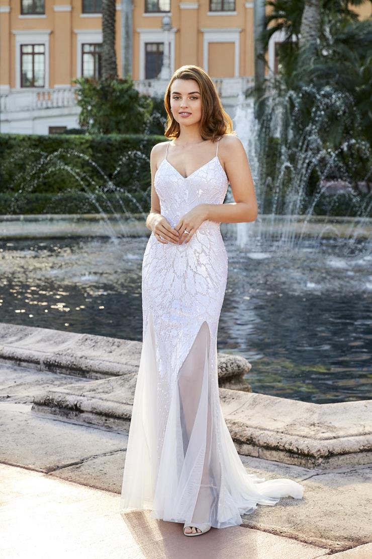 Adrianna Papell Platinum Style #40309 Image