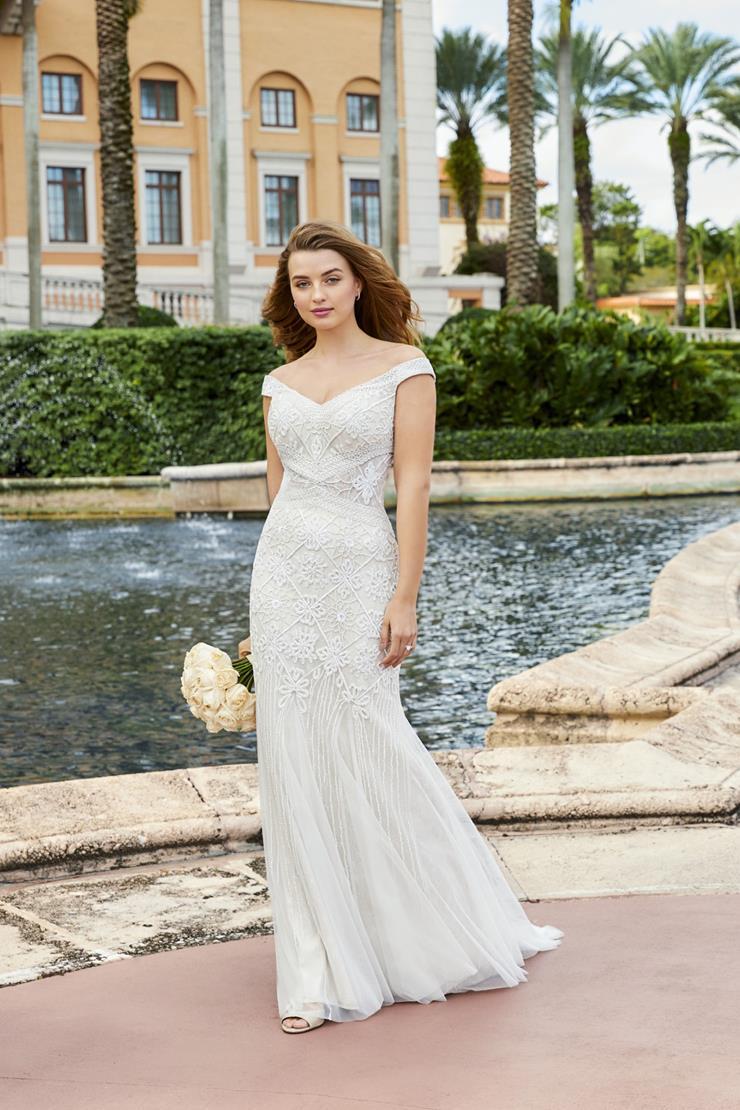 Adrianna Papell Platinum Style #40310 Image