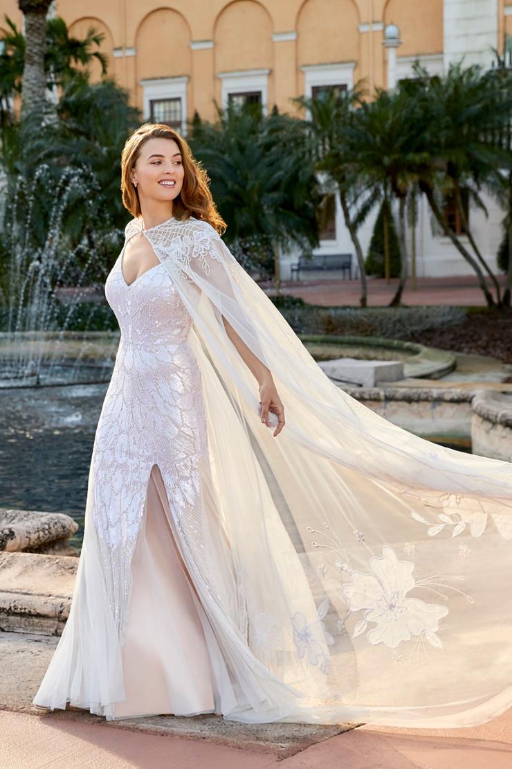 Adrianna Papell Platinum Style #40312 Image