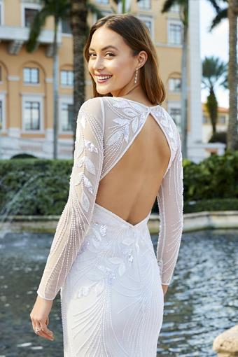 Adrianna Papell Platinum - Destination Style #40307