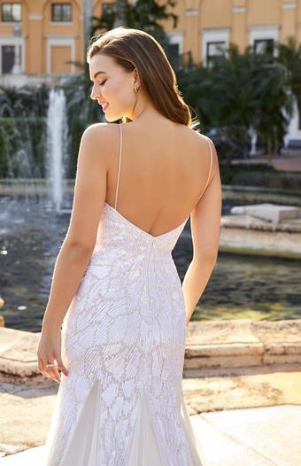 Adrianna Papell Platinum - Destination Style #40309
