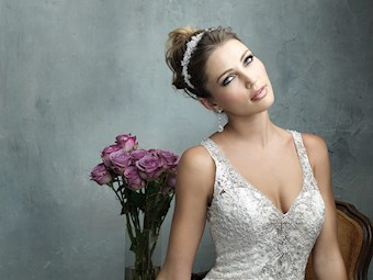 Allure Bridals Style #C322