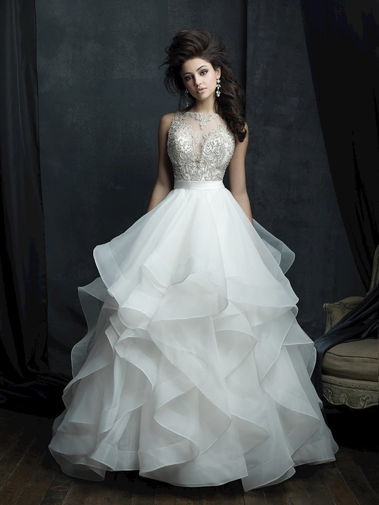 Allure Bridals #C380  Image