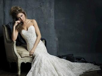 Allure Bridals Style #C385