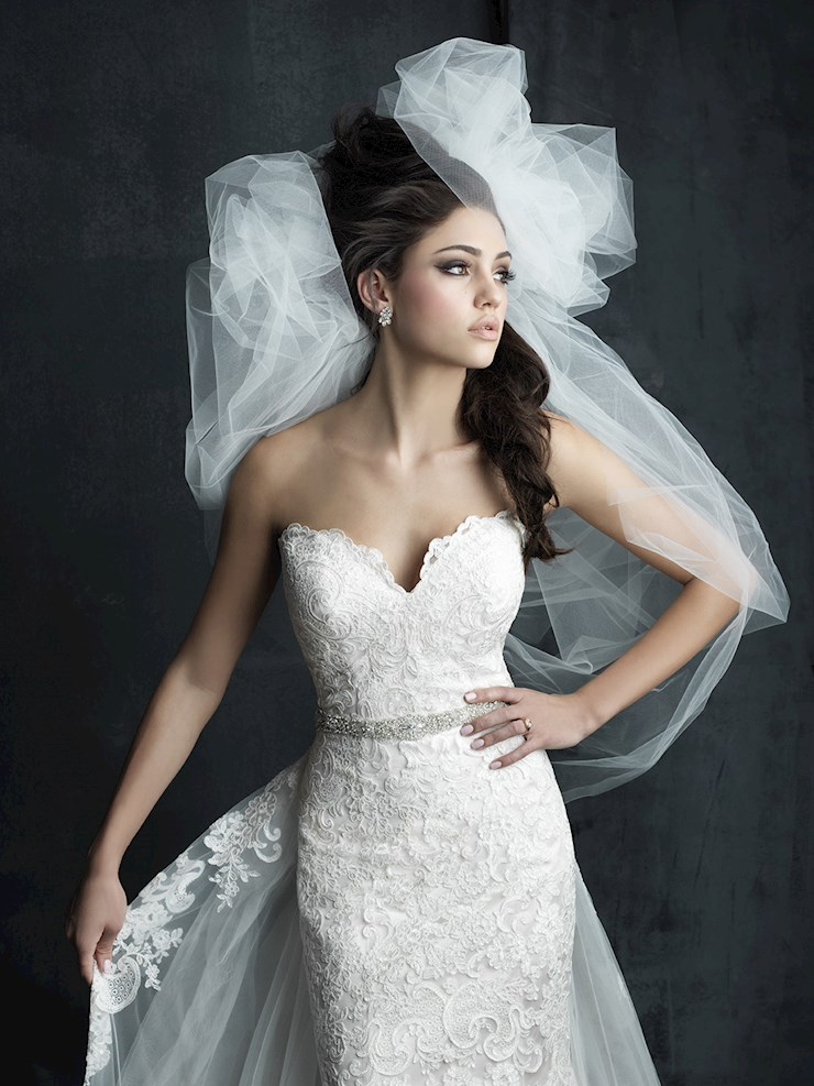 Allure Bridals #C387  Image