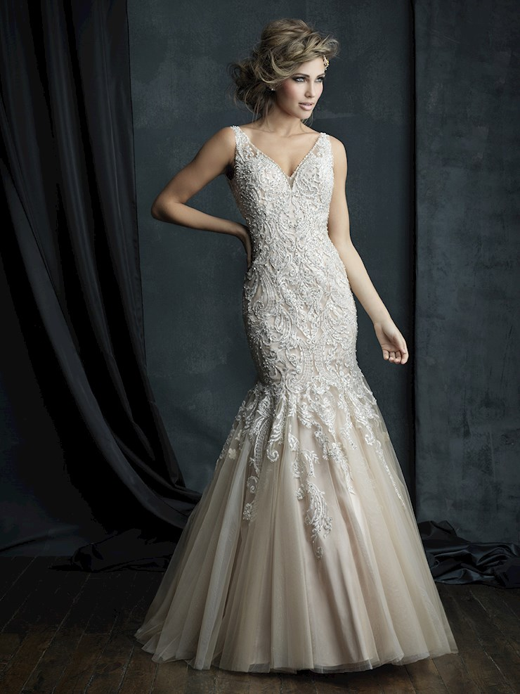 Allure Couture Style: C388