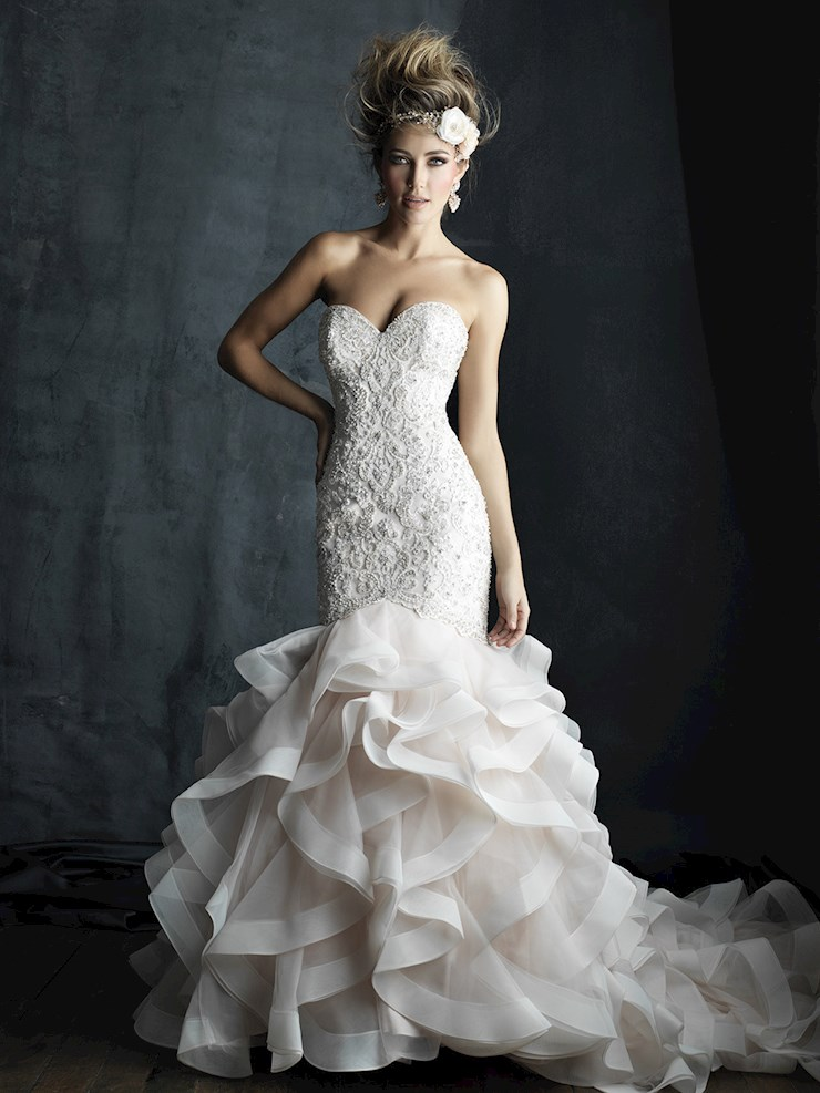 Allure Couture Style #C389 Image