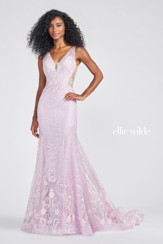 Purple Prom Dresses   Ellie Wilde   Dark Purple, Light Purple ...