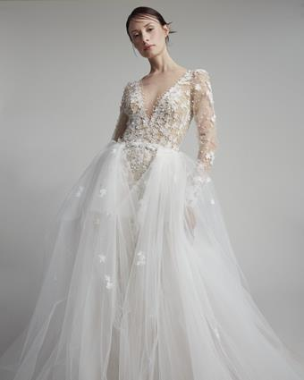 Beccar Couture #Ambrosia (with detachable overskirt)