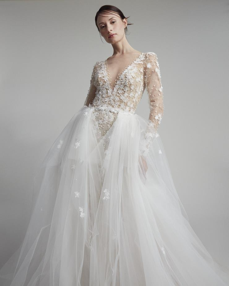 Beccar Style #Ambrosia (with detachable overskirt) Image
