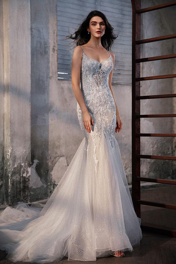 La Premiere White Style Maria Image