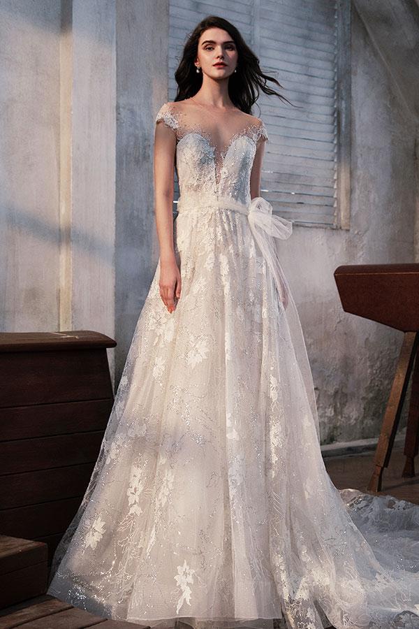 La Premiere White Style Olesya Image
