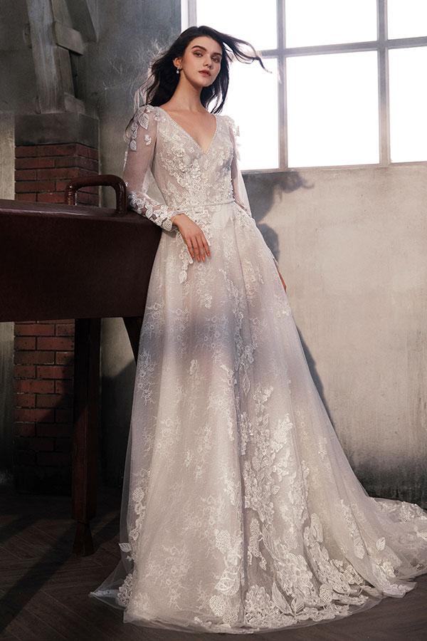 La Premiere White Style Olga Image
