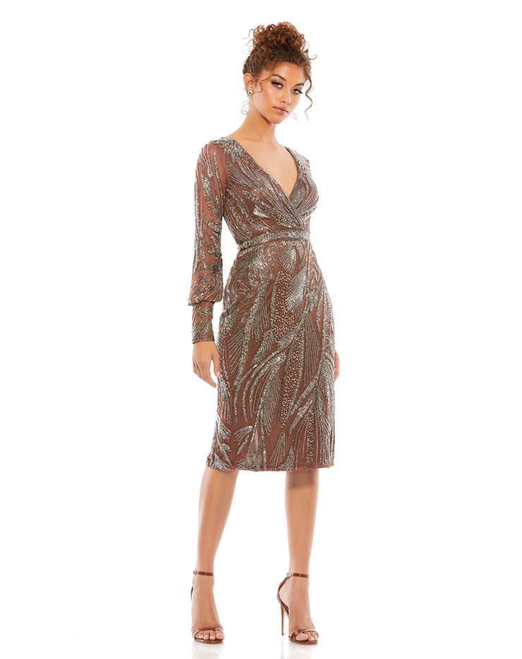 Mac Duggal Style #5295