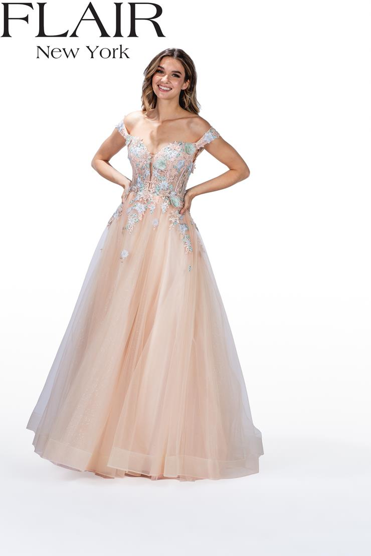 Flair Prom Style: 22408 Image