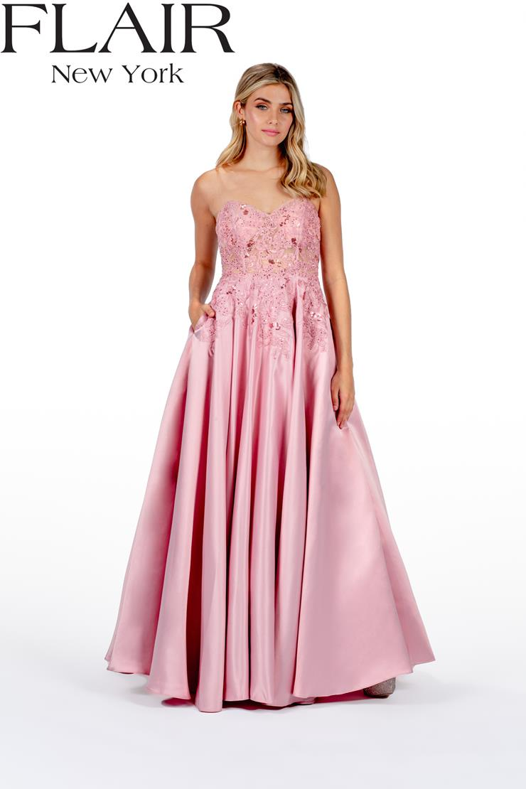 Flair Prom Style: 22416 Image