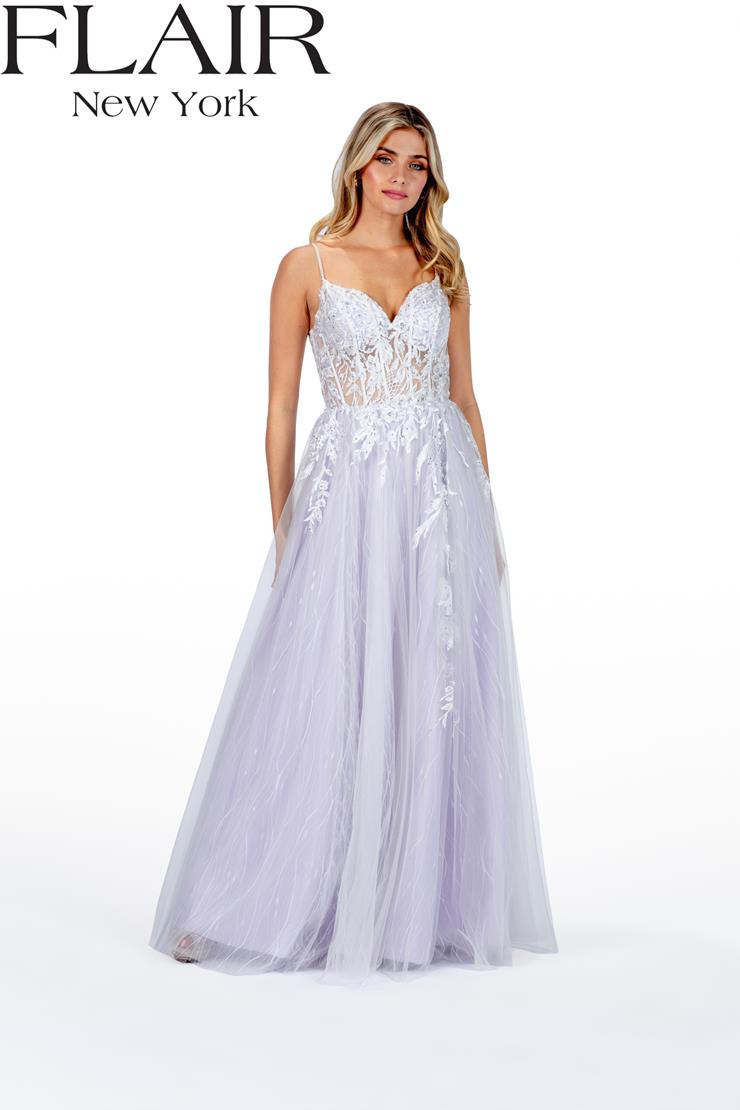 Flair Prom Style: 22418 Image